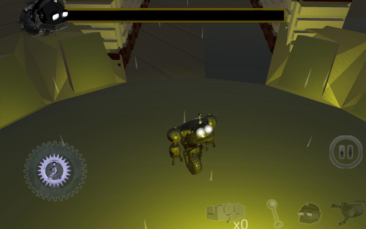 机器人之路手游v1.0截图0