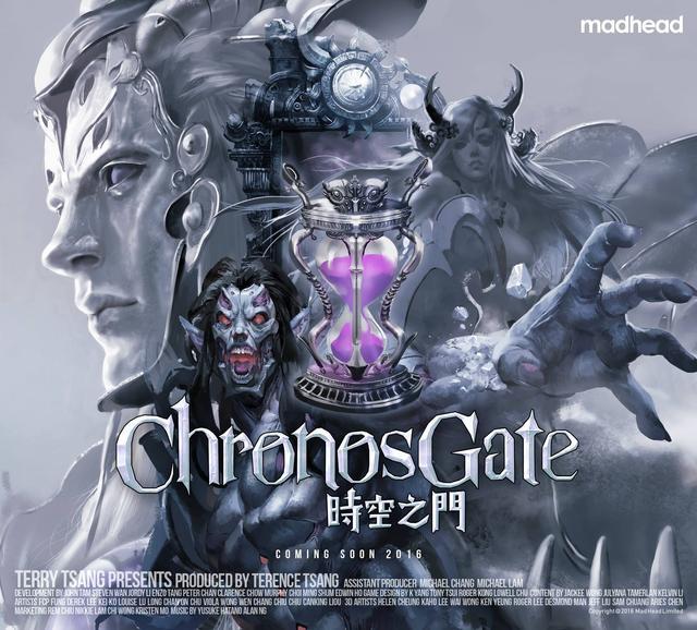 时空之门(Chronos Gate)官方安卓版截图0