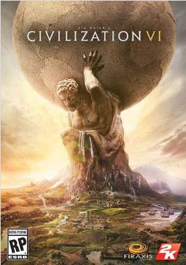 《文明6(Civilization VI)》全版本 Steam 联机补丁
