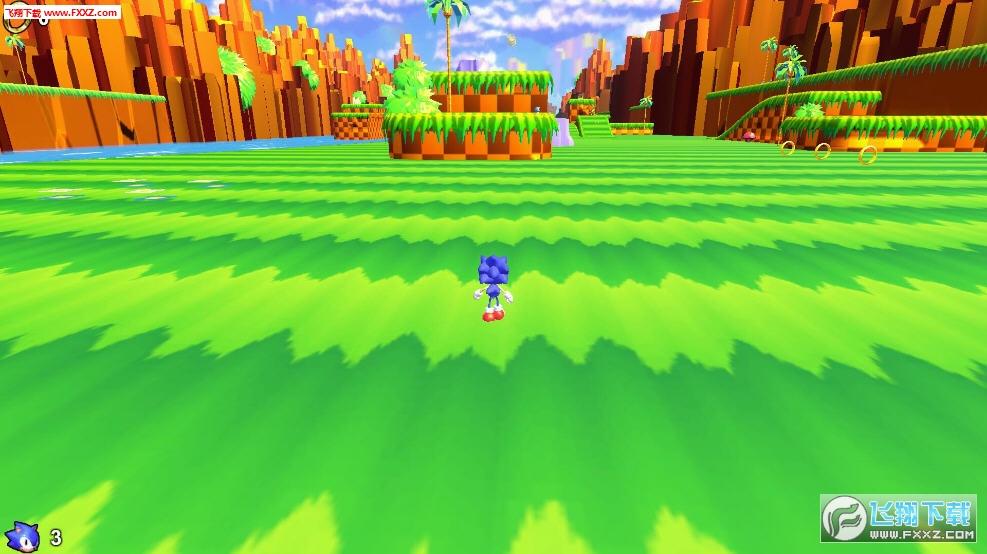 索尼克乌托邦(Sonic Utopia)截图1