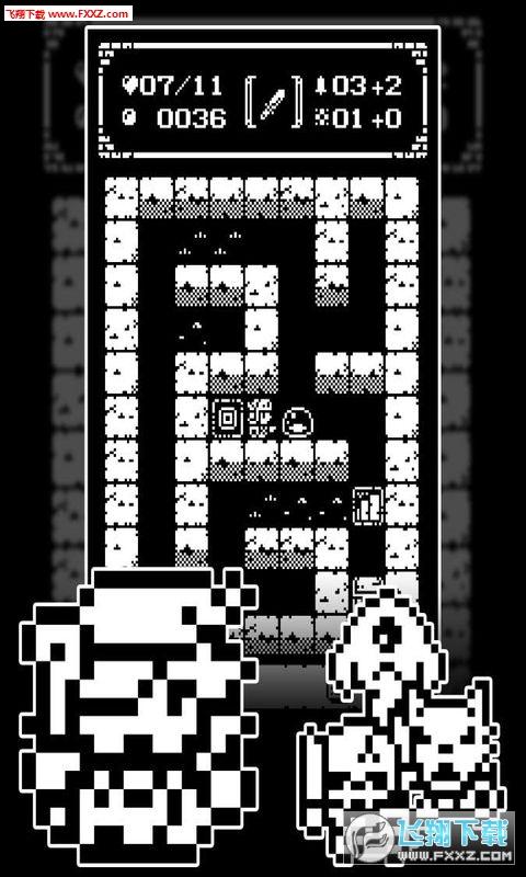 1-Bit寻宝探险破解版截图1