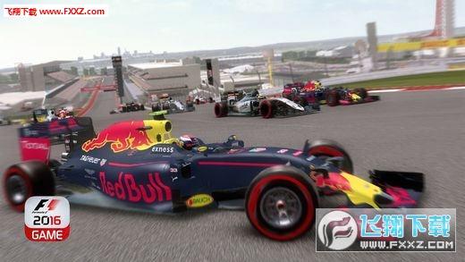 F1 2016游戏v1.0截图2