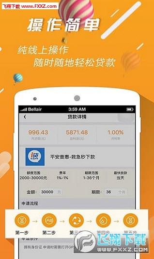 借贷汇appV1.0.0安卓版截图2