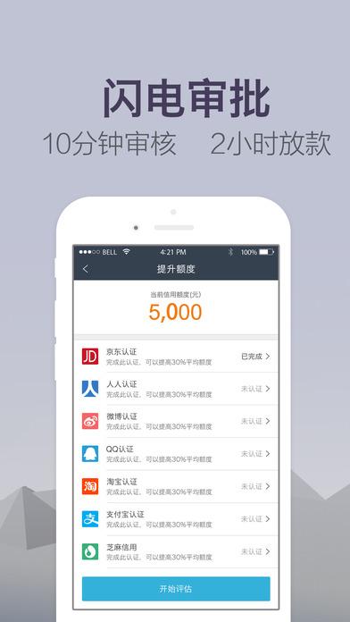 菜鸟贷appV1.0.3官网免费版截图1
