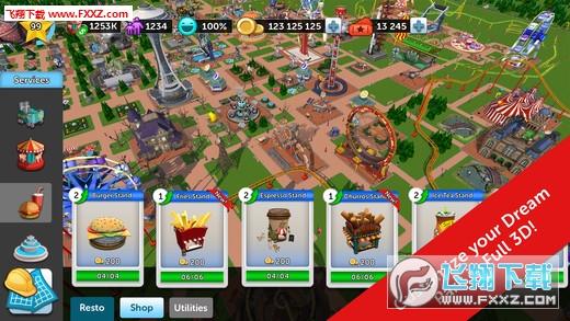 过山车大亨Touch手游最新iOS版1.0苹果版截图3