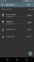 AlarmDroid闹钟v2.1.7安卓版截图1