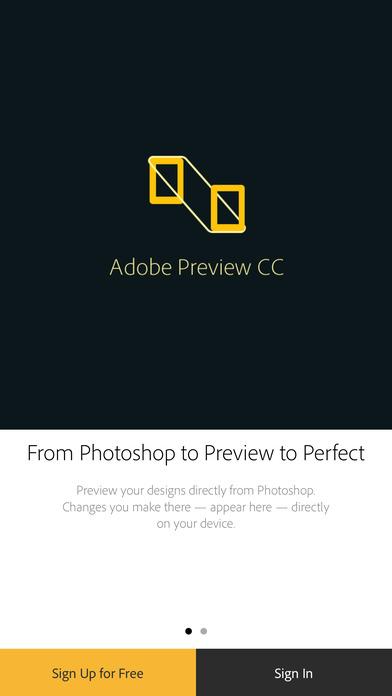 Adobe Preview CC ios版V1.3官方iPhone版截图3