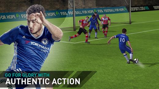 FIFA足球移动版v2.2.2截图0