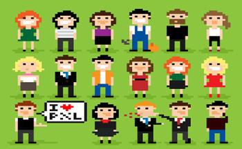 手机像素rpg类游戏合集