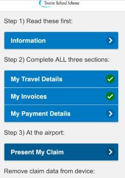 澳洲退税trs app