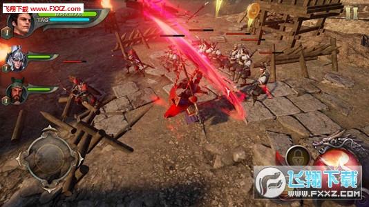 三国 Blade汉化破解版1.0截图3