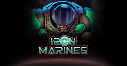 钢铁陆战队(Iron Marines)官方安卓版v1.0截图0