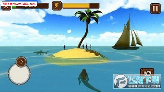 3D恐怖鳄鱼v1.0.0截图1
