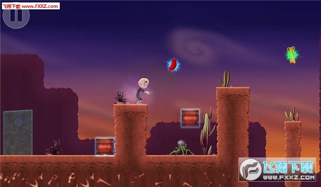 费加罗的外星人恐惧症安卓版v2.0截图0