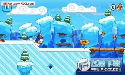 弹跳企鹅破解版V1.2.0截图2