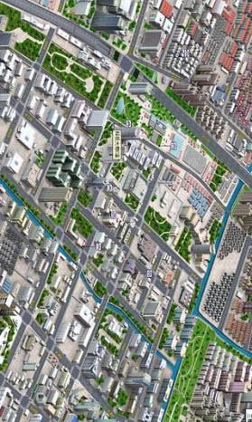 上海三维城市地图手机版V3.4.7安卓版截图3