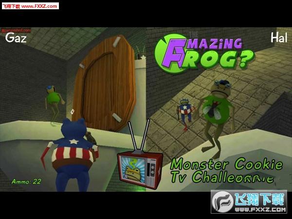 Amazing Frog截图0
