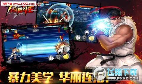 全民格斗王安卓版1.2.06截图3