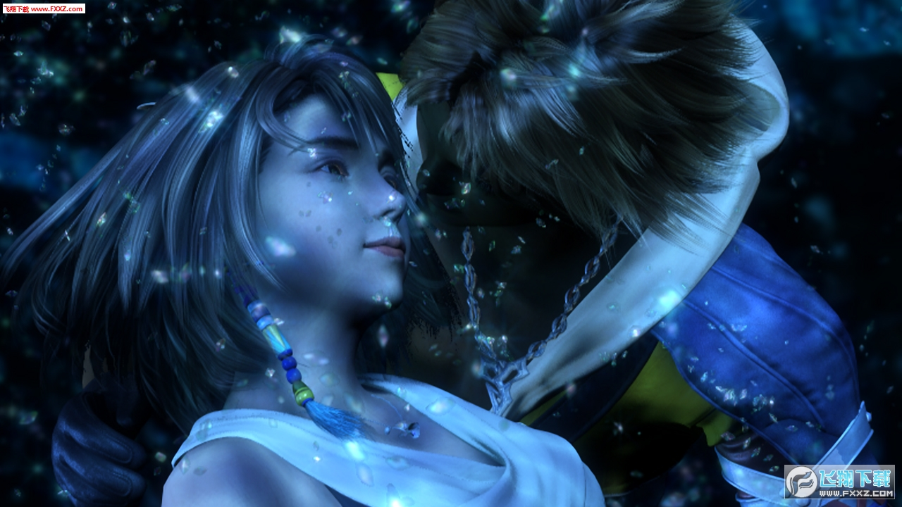 最�K幻想10/10-2高清重制版(FINAL FANTASY X/X-2 HD Remaster)截�D1