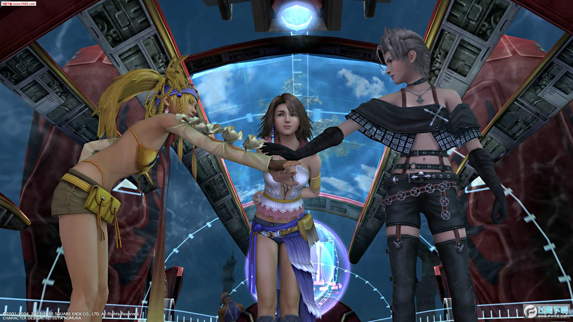 最�K幻想10/10-2高清重制版(FINAL FANTASY X/X-2 HD Remaster)截�D3