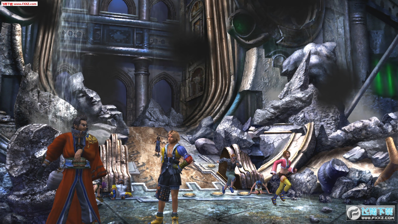 最�K幻想10/10-2高清重制版(FINAL FANTASY X/X-2 HD Remaster)截�D4