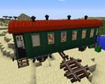 我的世界铁路战争MOD