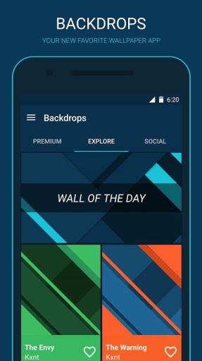 backdrops壁纸汉化版v1.4截图1