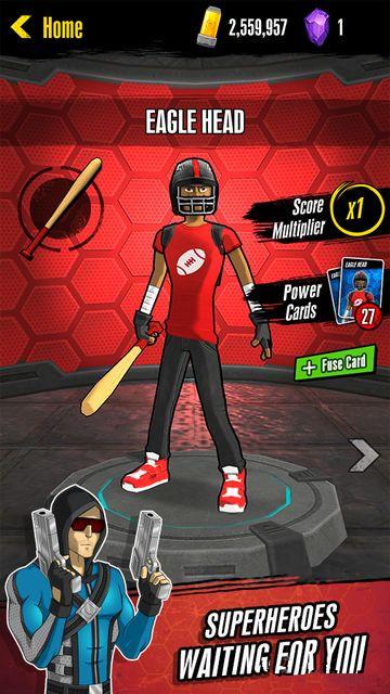 Action-Man超级英雄跑酷安卓版v1.0.1截图0