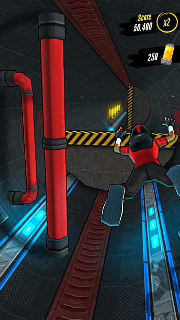 Action-Man超级英雄跑酷安卓版v1.0.1截图1
