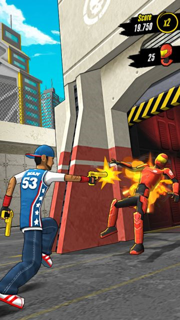 Action-Man超级英雄跑酷安卓版v1.0.1截图3