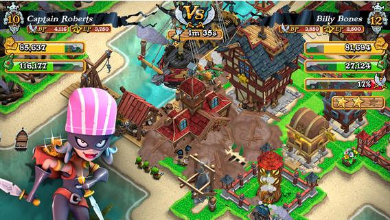 海盗掠夺Plunder Pirates免谷歌验证版v2.6.4截图0