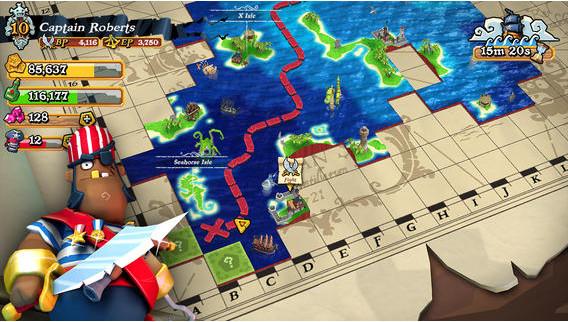 海盗掠夺Plunder Pirates免谷歌验证版v2.6.4截图1