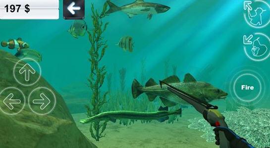 深海狩猎者无限金币版v1.8截图0