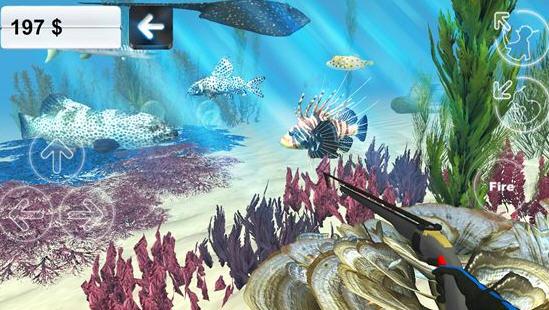 深海狩猎者无限金币版v1.8截图2