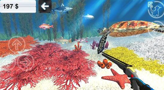 深海狩猎者无限金币版v1.8截图3