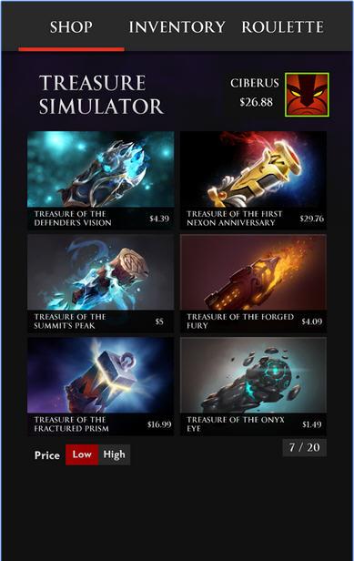 Dota2宝箱模拟器(Treasure Simulator Dota2)安卓版v0.5.4最新免费版截图2