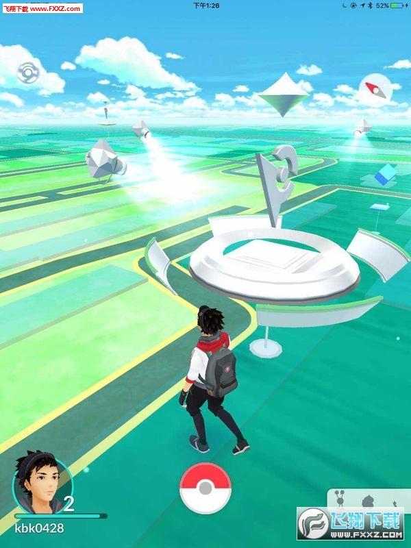 pokemon go李鬼版安装包截图1