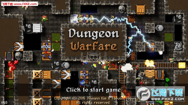 地牢战争(Dungeon Warfare)截图2