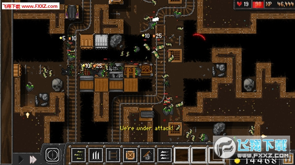 地牢战争(Dungeon Warfare)截图4