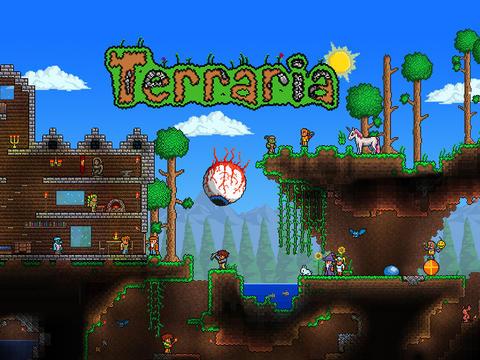 泰拉瑞亚1.2.12715破解版修改道具无限截图1