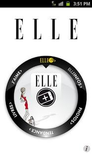ELLE杂志(谢娜张杰合体大片)v2.1.7安卓版截图0