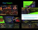 魔兽7.0MageNuggets强大的法师助手插件 5.1.2
