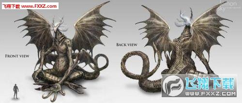 《黑暗之魂3》新DLC原画曝光 深海时代即将来临