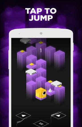 Aztec方块跳跃最新正版安卓手游1.2截图2
