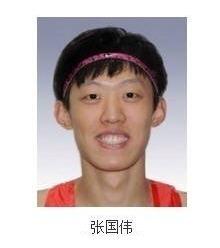 奥运会未解之谜之张国伟证件照