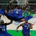 2016奥运会男篮四分之一决赛美国VS阿根廷视频录像
