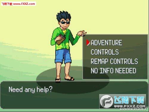 精灵宝可梦:绿铀(Pokemon: Uranium Version)截图0