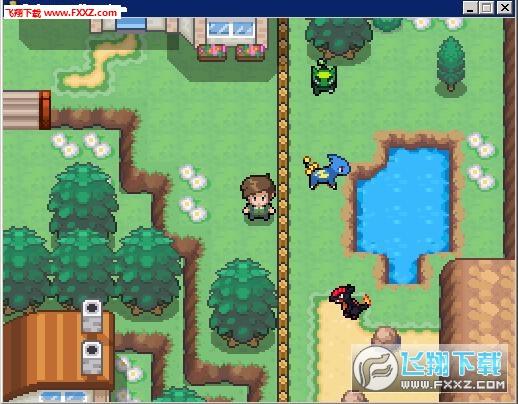 精灵宝可梦:绿铀(Pokemon: Uranium Version)截图2