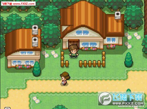 精灵宝可梦:绿铀(Pokemon: Uranium Version)截图3
