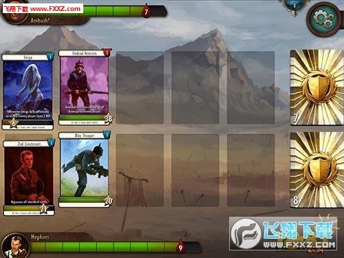 阴谋:卡片闪电战v1.0.1截图0